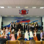 HONOURS GIVING FOR CHILDREN AT ST.PETERSBURG CITY ADMINISTRATION